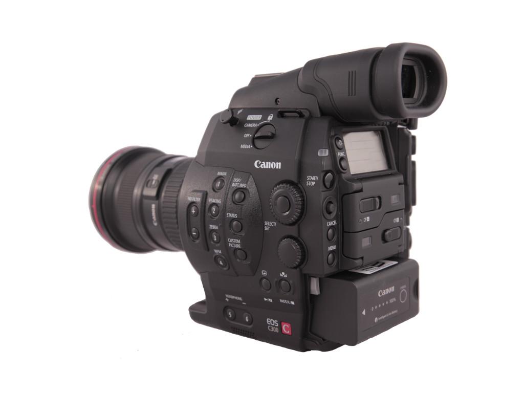 Kamera Body Canon C300 (EF)