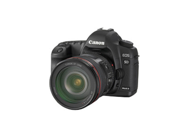 Kamera Canon 5d Mark II