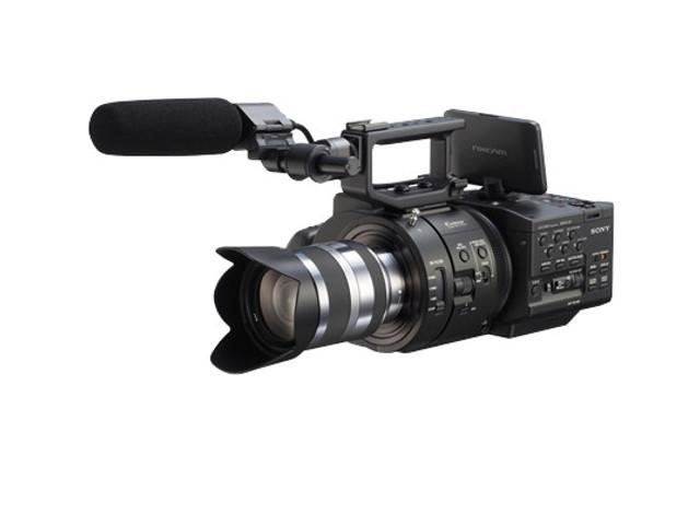 Kamera Body NEX-FS700 (mount PL/Canon)