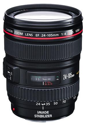 Canon 24 – 105 4F