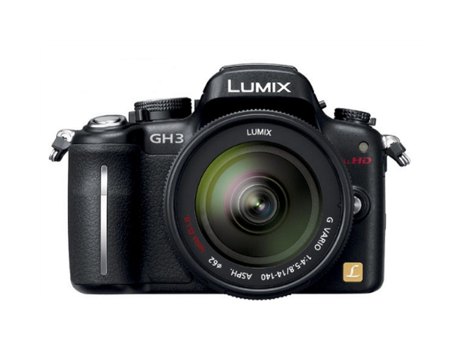 Kamera Panasonic Lumix GH3